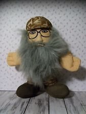 Duck Dynasty Uncle Si Talking Plush Doll - 7""