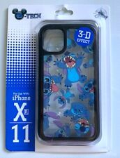 DISNEY PARKS D-TECH STITCH 3-D EFFECT iPHONE XR AND 11 CASE COVER
