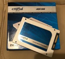 SSD 256 GB Crucial MX100 Hard Drive