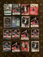 x16 RUI HACHIMURA WIZARDS ROOKIE CARD LOT CHRONICLES CONTENDERS RC INVEST