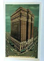 New York City NY Hotel McAlpin Vintage Postcard