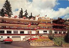 BG12274 hotel  de la foret car voiture montana valais  switzerland