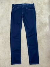 7 For All Mankind Roxanne Skinny women jeans size 30