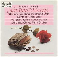 Kalman: Grafin Mariza [Highlights] (CD, Eurodisc (USA))