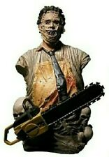 NECA The Texas Chainsaw Massacre Leatherface Mini Bust Statue Limited 1309/1500