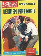 GIALLO - N. 690 - IVAN T.ROSS - REQUIEM PER LAURIE [ NEG ]