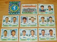 PANINI FOOTBALL CALCIATORI  1993-1994 FIDELIS ANDRIA SER B COMPLET CALCIO ITALIA