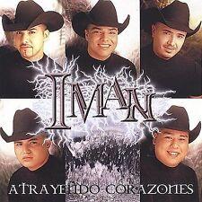 Atrayendo Corazones by Iman (Latin) CD( 2001-Univision) Still Factory Sealed