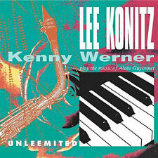 LEE KONITZ KENNY WERNER - UNLEEMITED play the music of A.Guyonnett CD Sealed