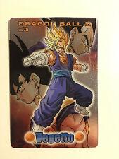 Dragon Ball Z Gumica Prism Silver 78