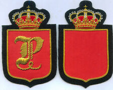 Royal Crown Poland Polish Family Name Reunion Cape Robe Patch Sewing Sew Craft P