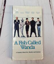 a Fish Called Wanda 1989 John Cleese Betamax Tape