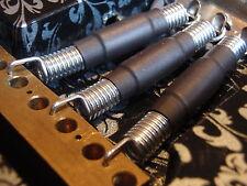 SSB Silencioso Springs. x3 NOISELESS trémolo Puente De Guitarra Strat Floyd Rose actualización.