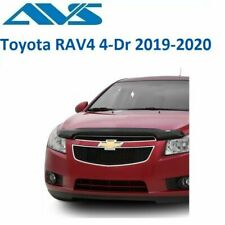 AVS Carflector Dark Smoke Hood Protector For Toyota RAV4 4-Dr 2019-2020 - 20222