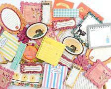 8 piezas Lote De Lindo Mini Almohadillas memo notas adhesivas artículos de papelería planificación Scrapbooking