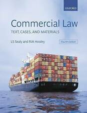 Commercial Law Text, Cases, and Materials by Professor L. S. Sealy 9780199299034
