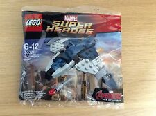 Lego The Avengers Quinjet 30304 Polybag