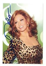 Raquel Welch Signed Autographed 4x6 Photo Actress Fantastic Voyage