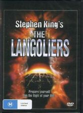 The Langoliers Stephen King DVD New and Sealed Australia Region 4