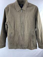 Jiyinlong Zip Front Jacket Men's Size 3XL