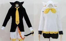 Kagamine Rin/Len! nuevo! Vocaloid Disfraz Cosplay Disfraz Gatos cargado