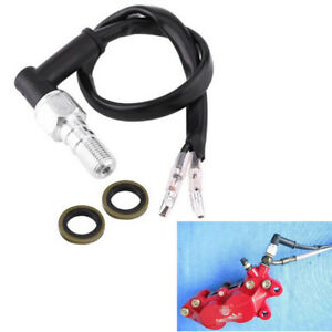 Motorcycle Hydraulic Brake Pressure Brake brake caliper Banjo Bolt 10x1mm Pitch