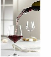 Red Wine Bottle Aerator Decanter Aerating Pourer Spout Bar Accessory Set TOOL ON