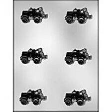Tow Truck  Chocolate Candy  Mold  Wrecker Recovery Vehicle DMV