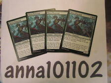 Dominaria. Green unc. Thorn Elemental x4. LP 4x (from factory set) 8/30/19