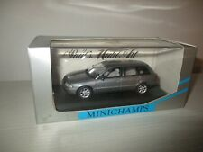 AUDI A4 AVANT 1995 GREY METALLIC MINICHAMPS REF.430 015010 SCALA 1:43