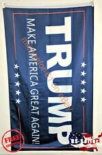 Trump 3 x 5 Foot Flag Make America Great Again MAGA Campaign