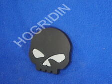 g skull brake pedal harley dyna wide fxdb glide softail springer fxst willie