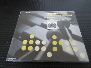 SCHILLER - DAS GLOCKENSPEIL.  2000  3 TRACK CD SINGLE