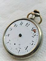 Cortebert Watch Co.Swiss Vintage Pocket Watch.