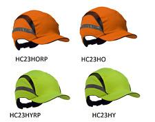 3M / Scott HC23 First Base Bump Cap Waterproof Hi Vis Standard or Reduced Peak