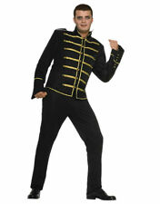 Giacca militare anni'80 Pop Star Michael Jackson Giacca-ADAM ANT-MILITARE UOMO