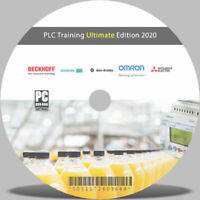 PLC Ladder Logic Training Programming Course Videos Manuals Simulation Software
