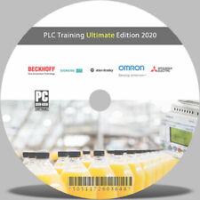 Plc Ladder Logic Training Programming Course Videos Manuals Simulation Software