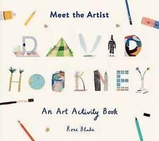 Meet the Artist: David Hockney, Rose Blake, New Book