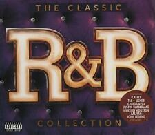 THE CLASSIC R&B COLLECTION - RITA ORA ALICIA KEYS WHITNEY HOUSTON - 3 CDS - NEW!