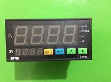 Dual Digital F/C PID Thermostat Temperature ControllerTA8-SNR SSR output+1Alarm