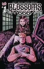 BLOSSOMS 666 #1 COVER E MALHOTRA ARCHIE COMIC PUBLICATIONS NM 1ST PRINT 2019