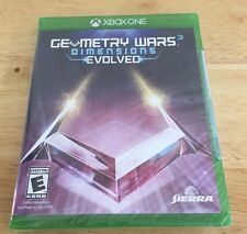 Geometry Wars 3 Dimensions Evolved Xbox One Game New Sealed Fast Shipping