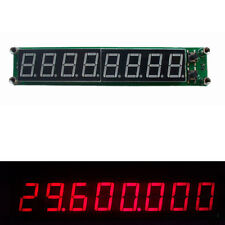 0.1MHz~1000MHz 1GHz RF frequency meter Digital 8 LED frequency Counter Tester R-