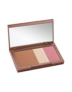 Urban Decay Naked Flushed Palette NOONER NIB Bronzer Highlighter Blush Authentic