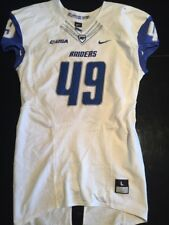 Game Worn Used Nike Middle Tennessee St Blue Raiders Football Jersey #49 Size L