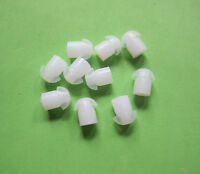 50pcs Replacement Silicone Earbud Ear Tips For Two Way Radio Air Tube Earpiece