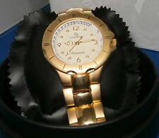 NEW ~ STUNNING ~ DESIGNER DRESS WATCH ~ SO SMART ~ A TRULY WOW WATCH