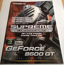 Gigabyte GeForce 8600GT GV-NX86T256 User Manual