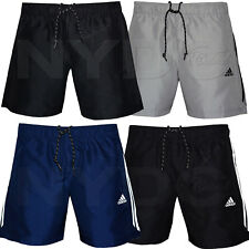 Adidas Chelsea Shorts Essential 3 Stripe Shorts Men's Climalite Gym Shorts S-2XL
